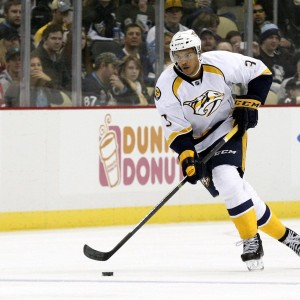 (Charles LeClaire-USA TODAY Sports) Team I is onto its third owner and is now building from the back end, having picked Seth Jones the year prior to selecting Aaron Ekblad first overall.