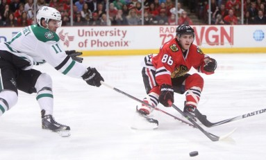 Blackhawks Drop Game 5, Teravainen Shines