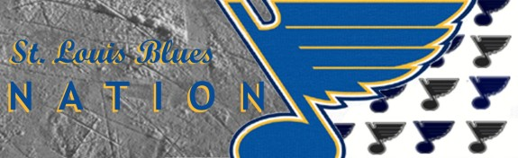 St. Louis Blues Nation is a Facebook fan page with over 8,600 members
