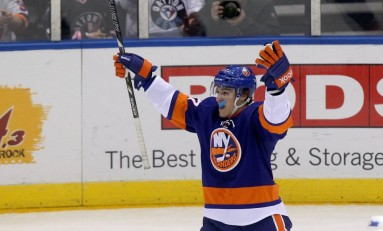 The New York Islanders Exclusive 40-Goal Club