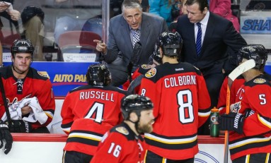 2014-15 Season: The Flames in Transition