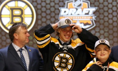Will David Pastrnak Make the Bruins Roster?