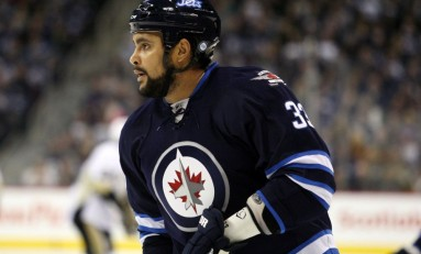 Hockey News: Byfuglien Suspension; Lander and Pearson Contracts