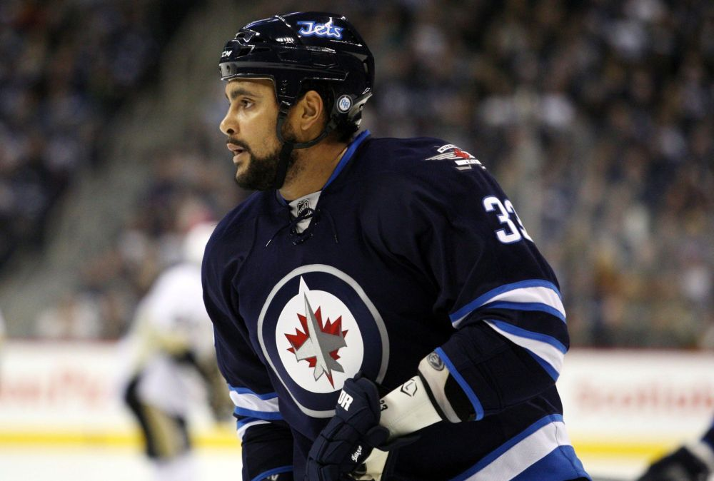 Dustin Byfuglien, Bruins, Winnipeg Jets