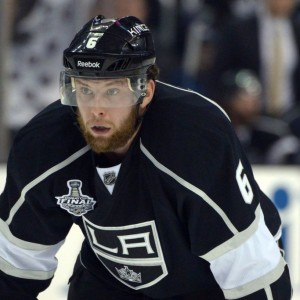 After a struggling star Jake Muzzin is hitting his stride (Kirby Lee-USA TODAY Sports)