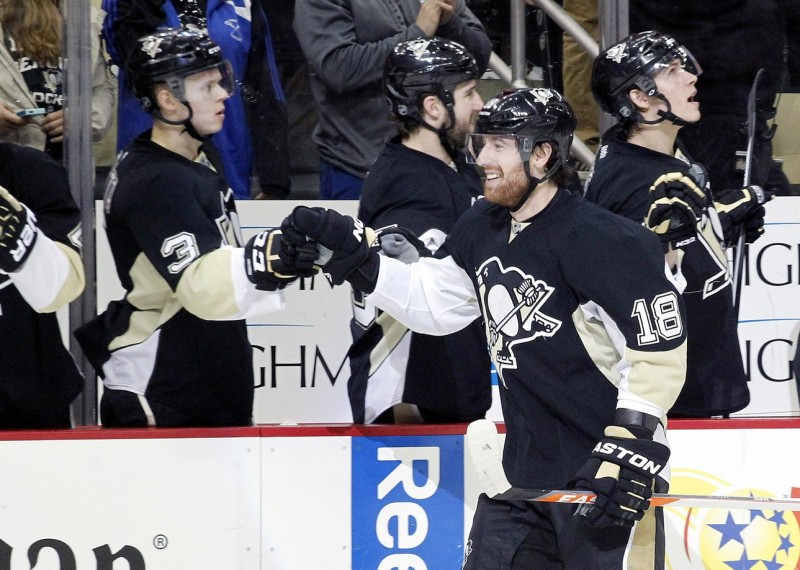 Pittsburgh never found a scoring winger to replace James Neal (Charles LeClaire-USA TODAY Sports)