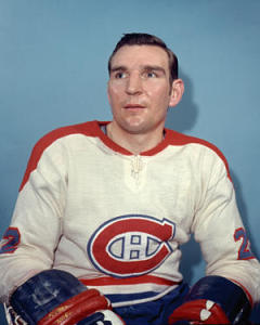 John Ferguson - Habs rookie will be safe with him on the line.