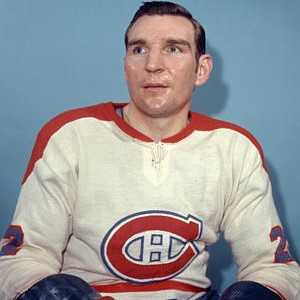 Montreal Canadiens forward John Ferguson