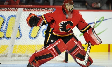 Calgary's Goaltending Problems Key in Flames' Struggles