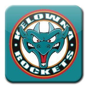 Kelowna Rockets square logo