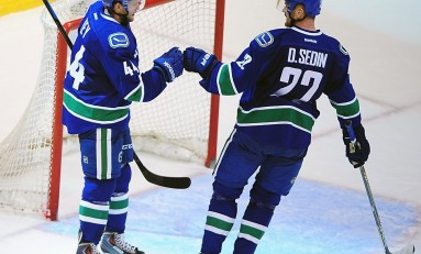 Vancouver Canucks: Highlights from Pre-Season Game #3