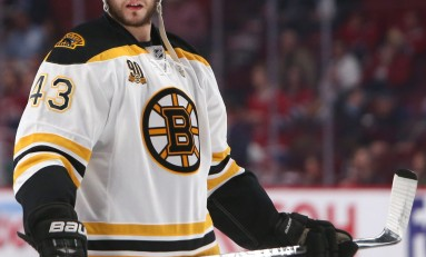 Boston Bruins Must Sit Matt Bartkowski