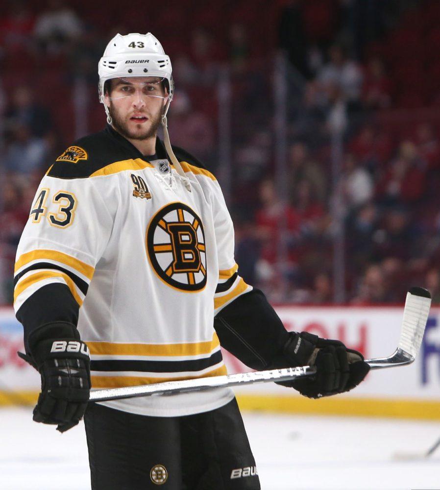 Matt Bartkowski Bruins