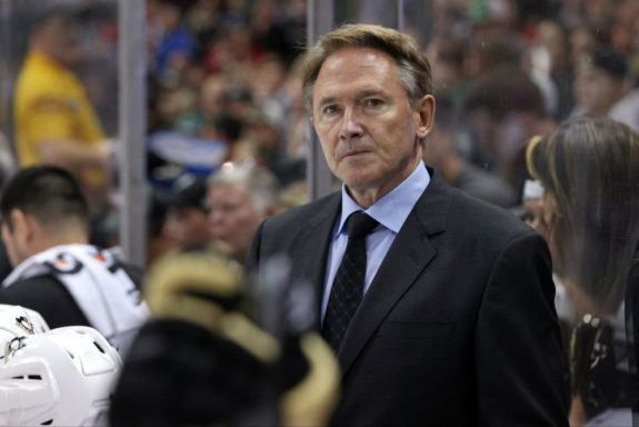 Pittsburgh Penguins, NHL, Hockey, Mike Johnston