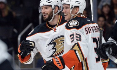 Who's Been Better so far, Ryan Kesler or Nick Bonino?