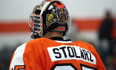 Flyers Future for Stolarz?