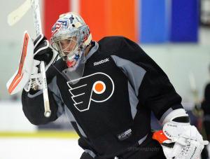 Anthony Stolarz Philadelphia Flyers