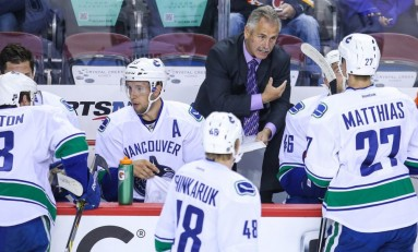 Canucks Keys Heading Into Training Camp