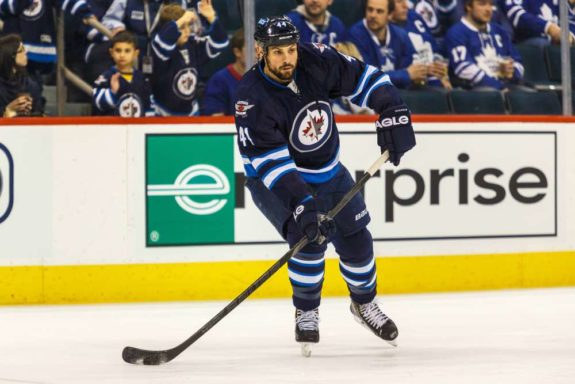 Zach Bogosian Winnipeg Jets