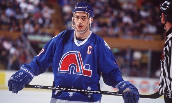 Joe Sakic, Quebec Nordiques