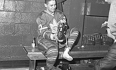 1964 NHL Training Camps First Weekend