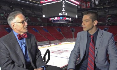 Inside the Mind of Long-time Habs Writer, Dave Stubbs