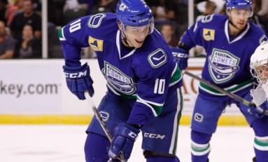 The Nuck Stops Here: Brendan Gaunce, Andrey Pedan