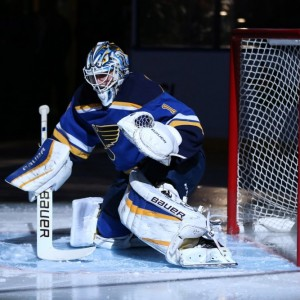 Brian Elliot, NHL, St. Louis Blues