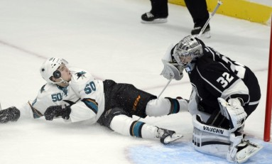 Kings to Face Sharks in NHL Western Conference Quarter-Finals