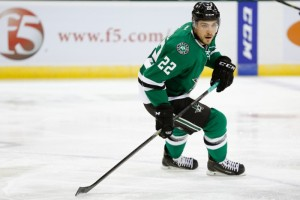 Colton Sceviour scored three goals in his last five games with the Dallas Stars.