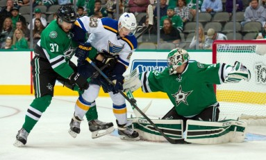 Is Goaltending Really a Problem in Dallas?