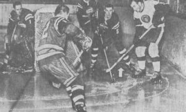 50 Years Ago Today - A Light News Day in Hockey