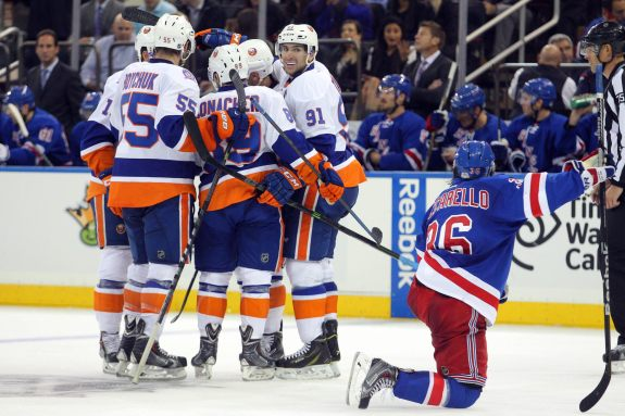Islanders Rangers Rivalry