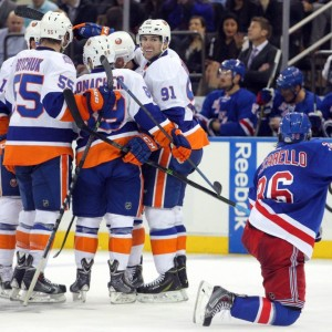 Islanders Rangers Rivalry