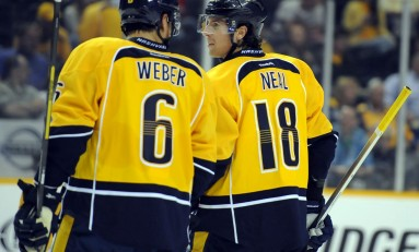 Game of Numbers: Nashville Predators Edition