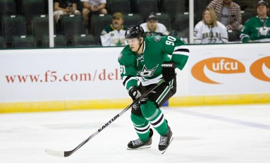 Spezza Impressive in World Championship