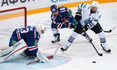 KHL Beat: Quarter-Season Analysis