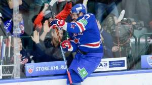 Ilya Kovalchuk celebrates