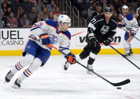 Leon Draisaitl Edmonton Oilers