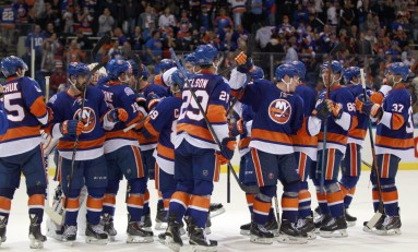 Islanders Very Early Season Observations