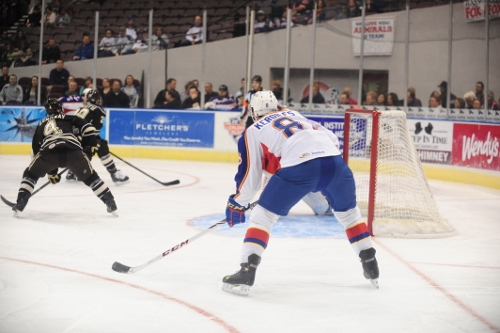 Kerdiles Photo Credit: (John Wright/Norfolk Admirals)