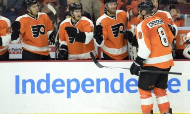 Game of Numbers: Philadelphia Flyers Edition