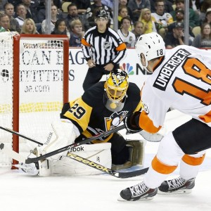 Fleury won't cede the number one position easily. - (Charles LeClaire-USA TODAY Sports)