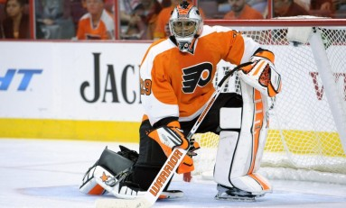 Masked Men: Emery Emerging As Flyers' Starter