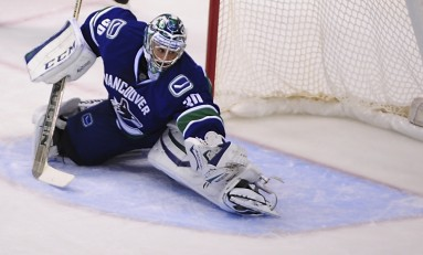 Ryan Miller, Tanev, Higgins Out for Vancouver