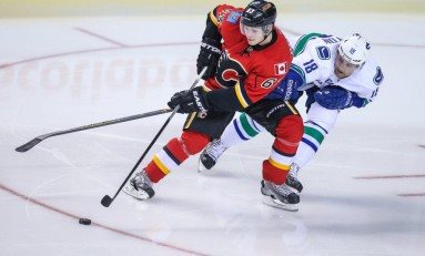 Shades of 2004: The Flames Impress in the Playoffs