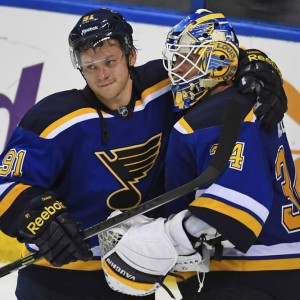 Vladimir Tarasenko scored 21 goals last season (Jasen Vinlove-USA TODAY Sports)