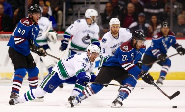 Zach Redmond Quietly Impressive for Avalanche in Debut