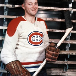 Doug Harvey's spear nearly killed Red Sullivan.