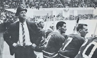 50 Years Ago in Hockey - Imlach's Draft Ploy Foiled